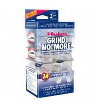 Plackers Mouth Guard Grind No More Dental Night Protector For Teeth 14 Units